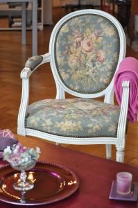 fauteuil de l'impératrice